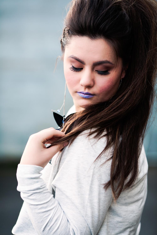 pastel lips