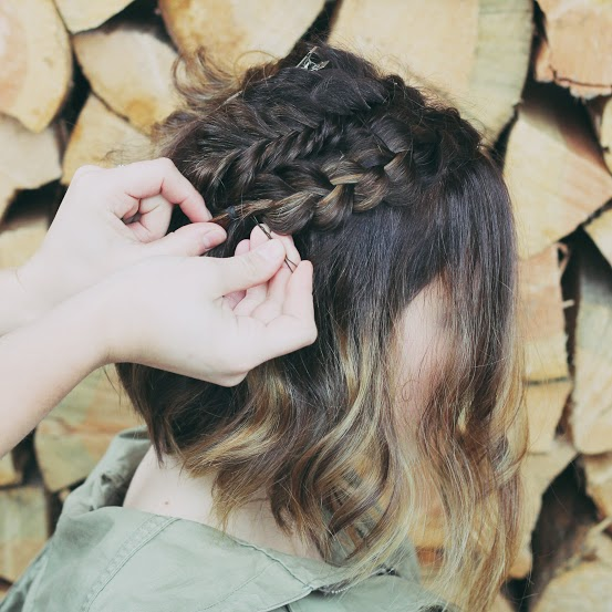 Double Braids Tutorial