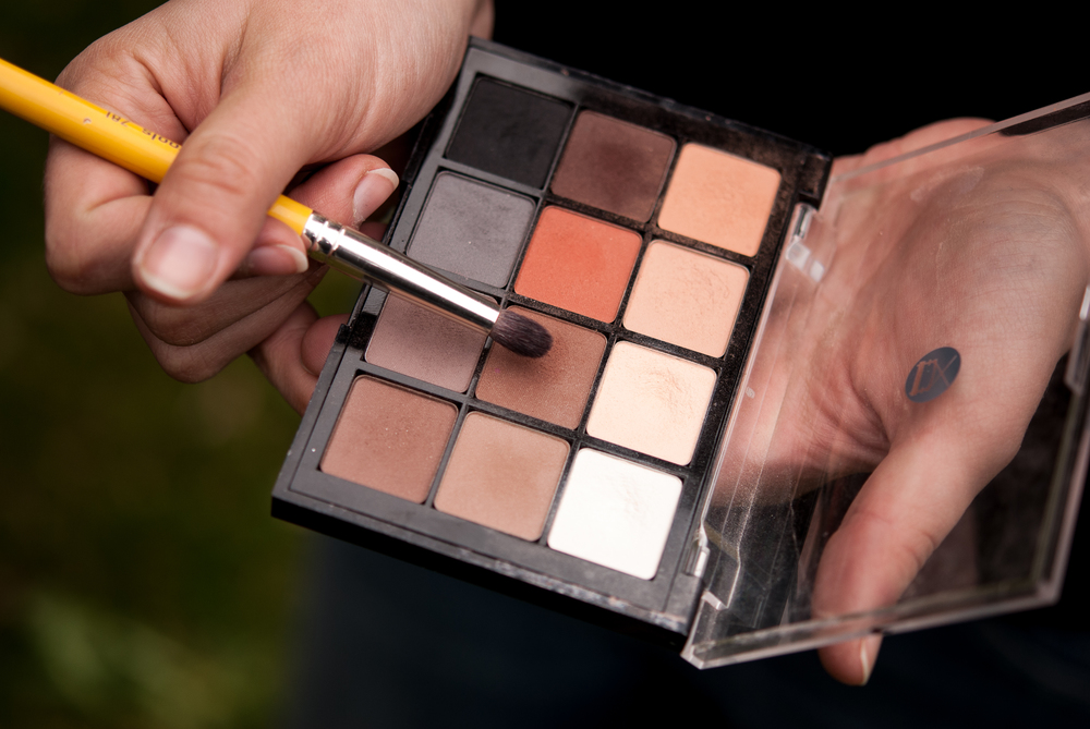 Viseart Smokey Eye Shadow Tutorial