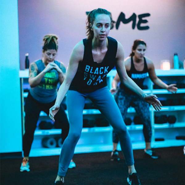 Tame Workout Phase 3