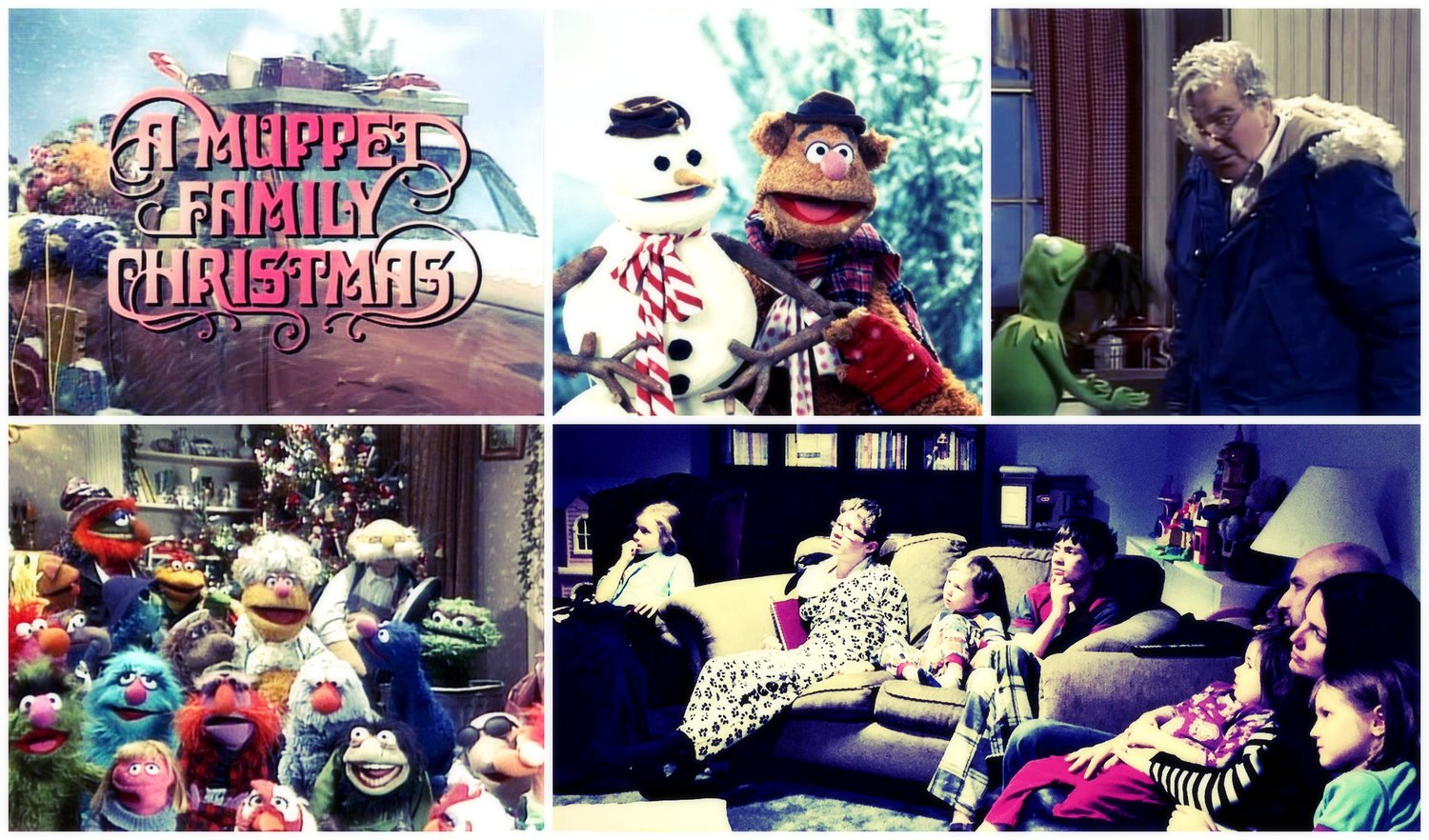 Muppet Family Christmas.How A Muppet Family Christmas Inspired One Dad To Father