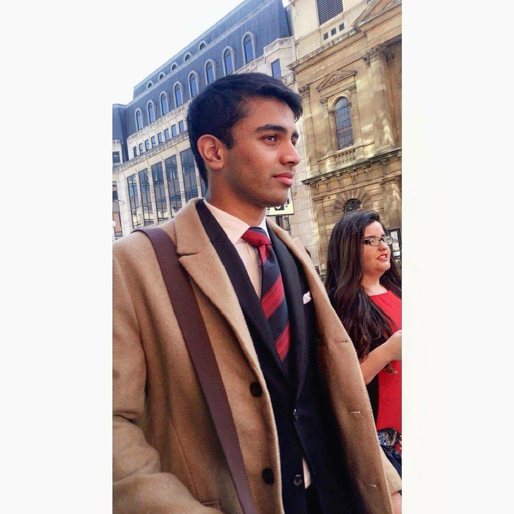 Asad Khan (President)     president@enactuskent.com