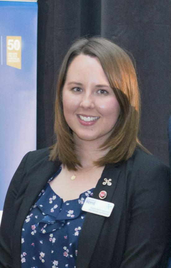 Sophie Taylor Gammon     Enactus Kent  University Advisor