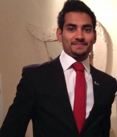 Saahil Doshi           Alumni Mentor