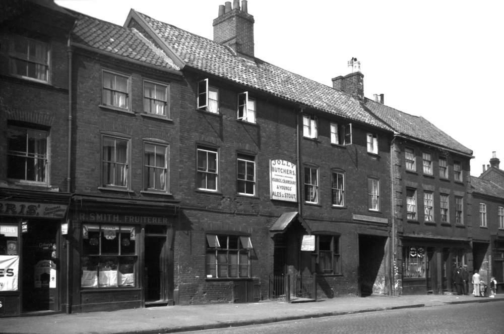 Ber Street 123-127 1936