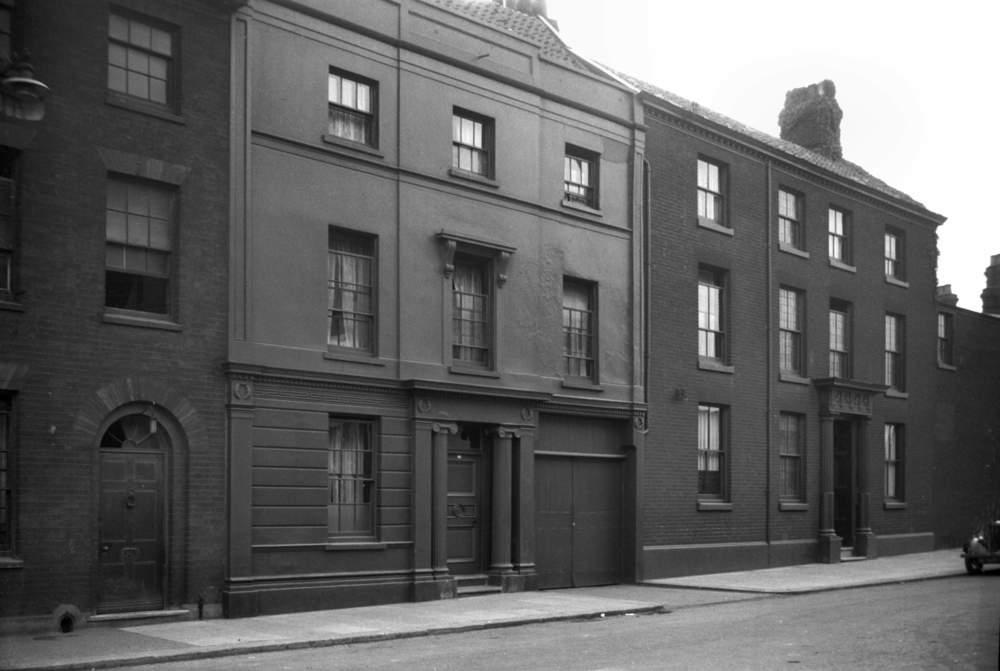 Bethel St 31-33 1936
