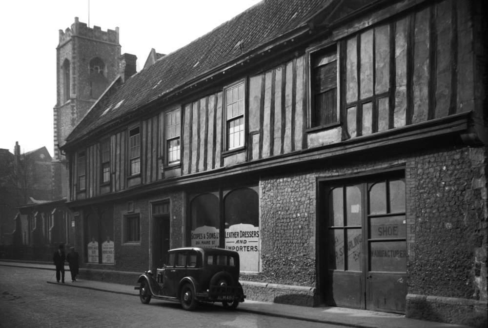 31 Colegate 1936