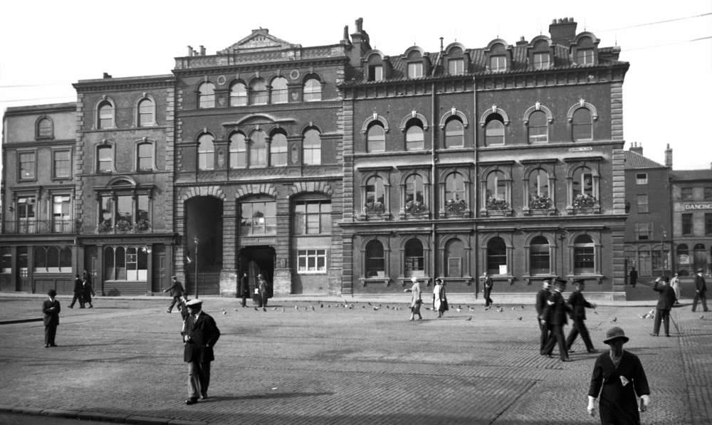 Market Place 1934