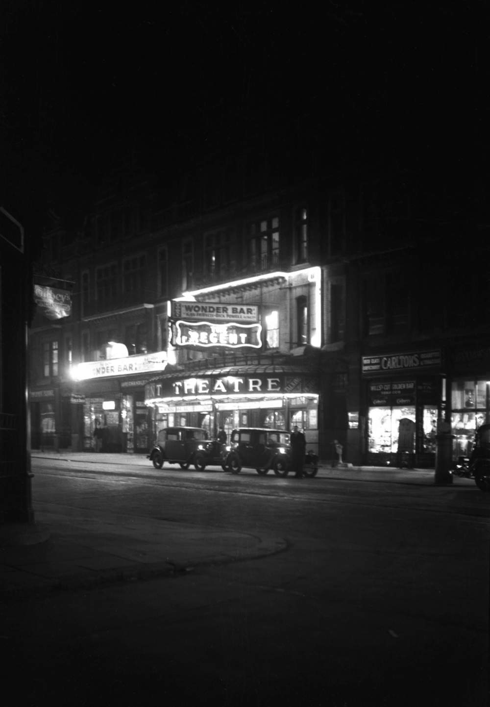 Prince of Wales Rd Regent Theatre 1934