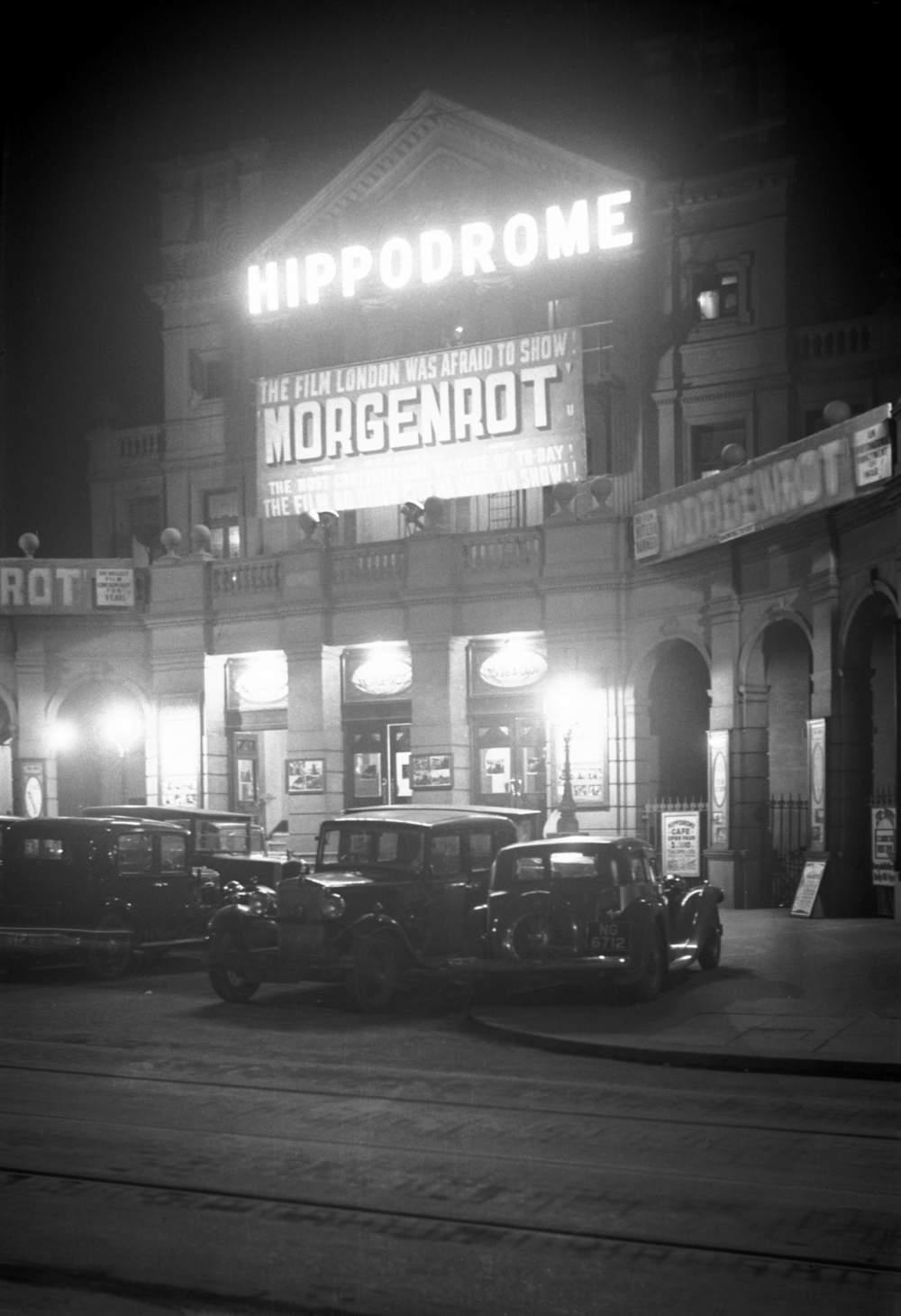 St Giles St Hippodrome 1934