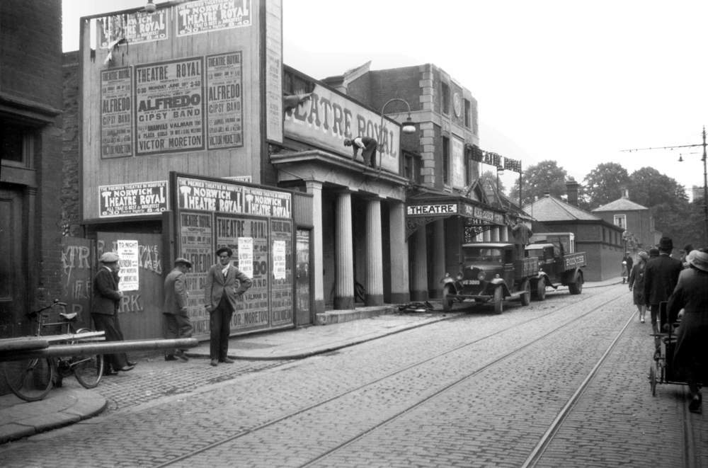 Theatre St Theatre Royal 1934