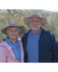 Mike & Bonita Ullrich             (Cord Staff)