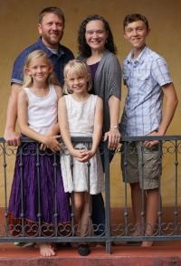 Jon & Sharla Rubesh and Family (Cord Staff)