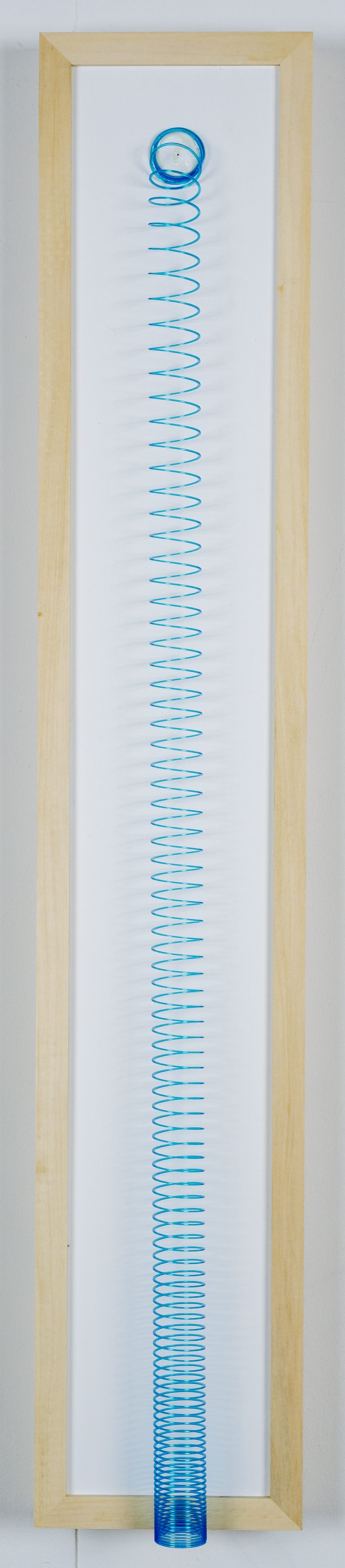 "Slinky  |   H. 34"" W. 9"" 