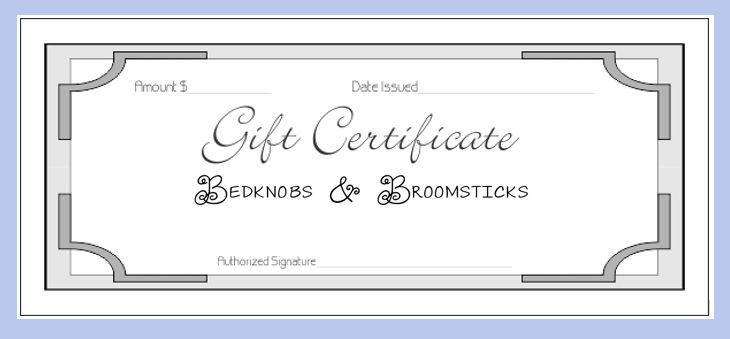 Surprise someone with a clean home!! We offer gift certificates ready for purchase anytime you need a last minute gift!