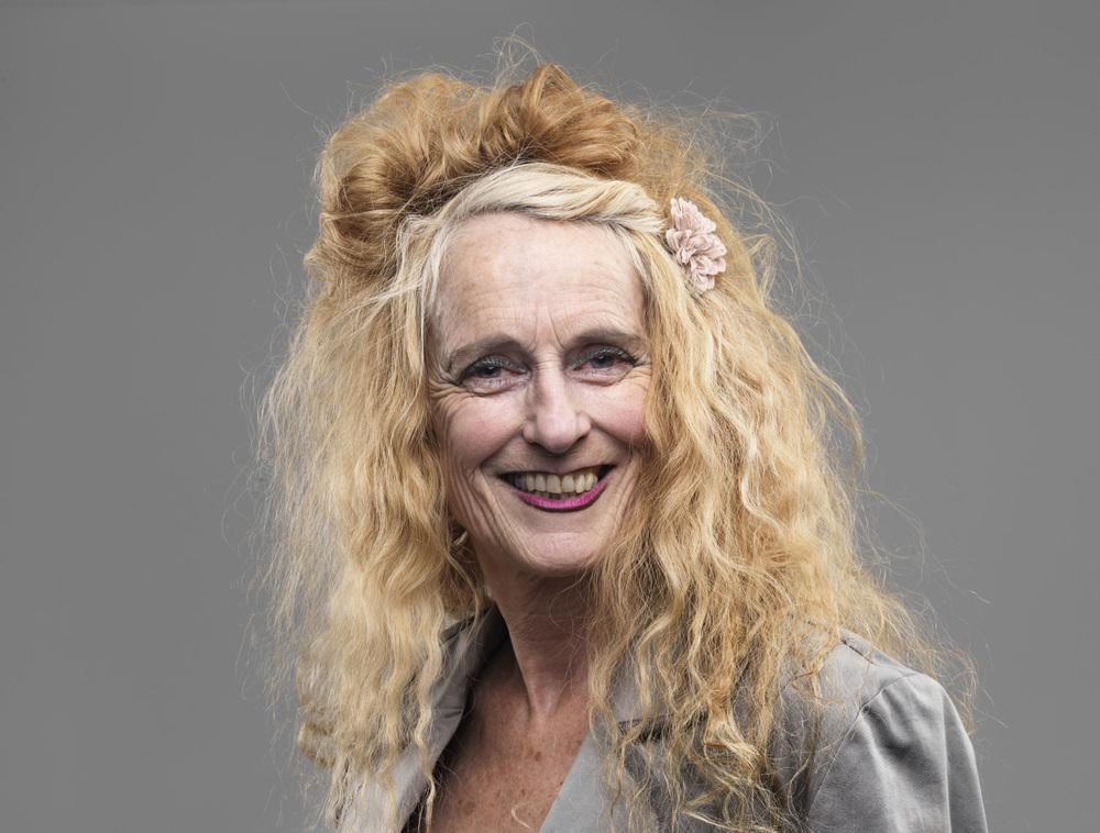 Christine Lauterburg (Foto:  Silvan Bucher )