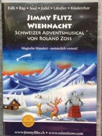 DVD Jimmy Flitz Wiehnacht
