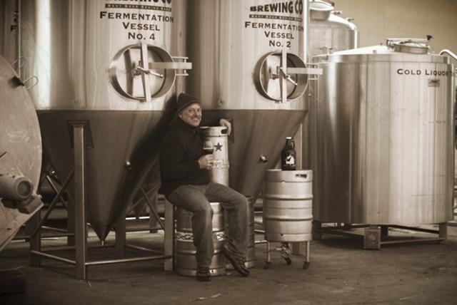 Scott Denhart, Owner  www.triphammerbierwerks.com