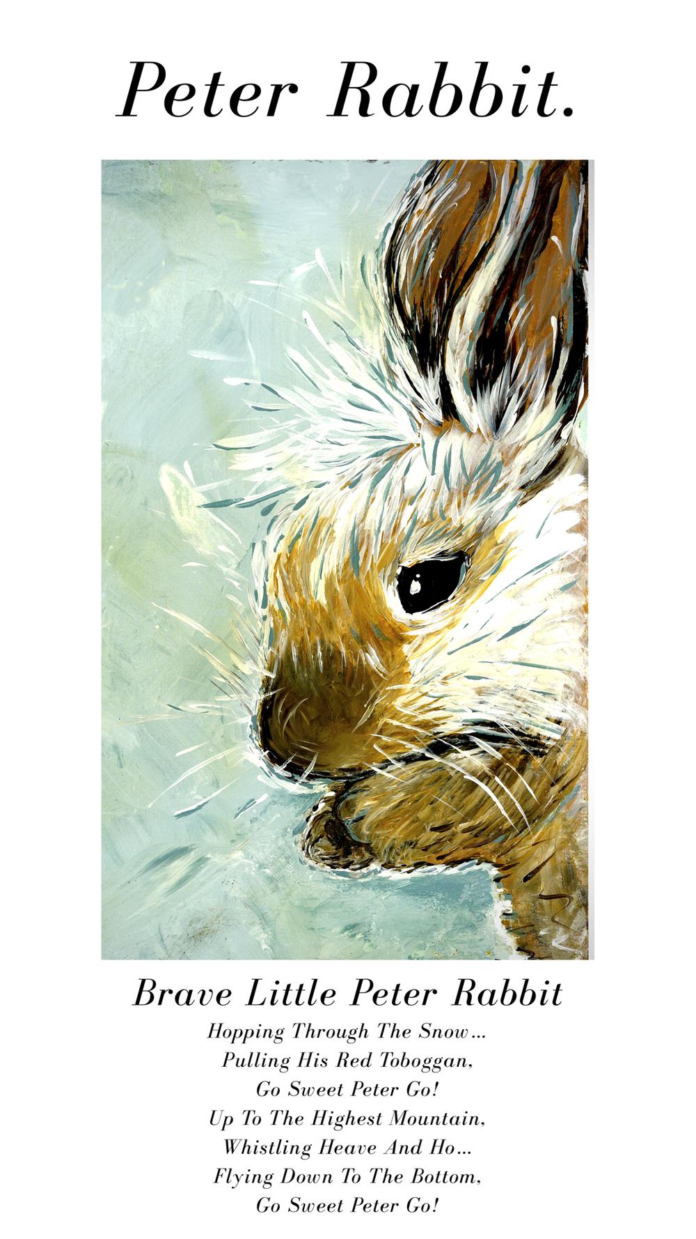 Peter Rabbit.