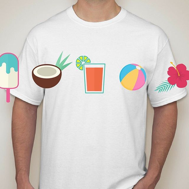 Celebrate #July with a custom design for the summer ☀️ whether it's ice cream, coconuts, drinks, beach balls or flowers ... Lovelea can customize it for you 🌺 #lovelea #summer #customize