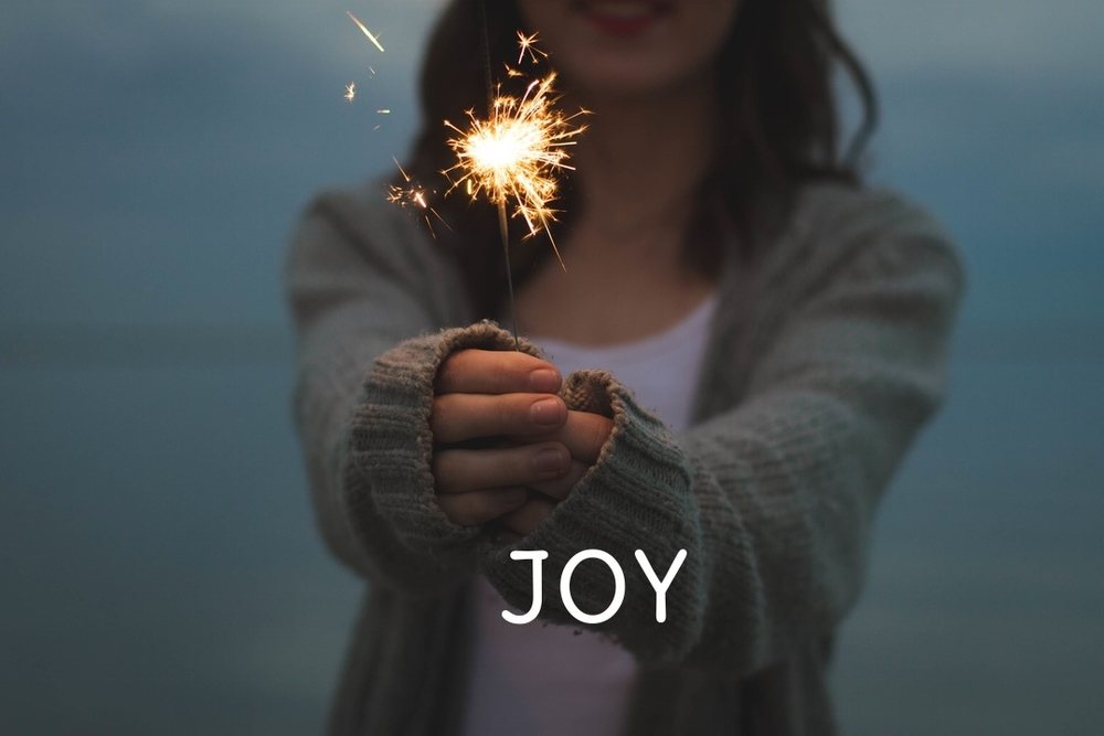 Intentional gratitude sparks joy in every day moments
