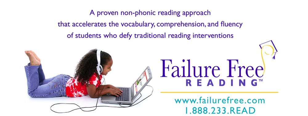 Failure Free Reading: proven non-phonic reading approach