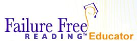 Failure Free Reading Educator