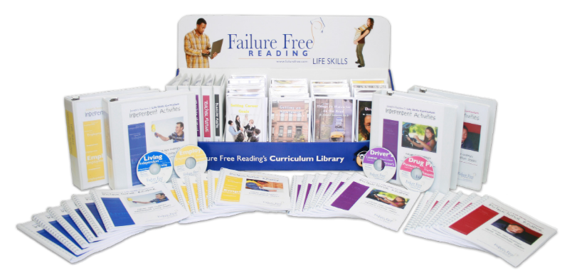 FFR's Life Skills Solution (Career Transition Program for Special Needs High School Students)