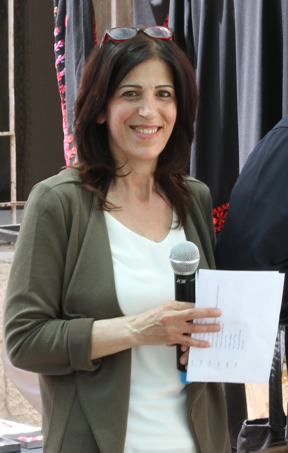 Suzan Sahori with BFTA