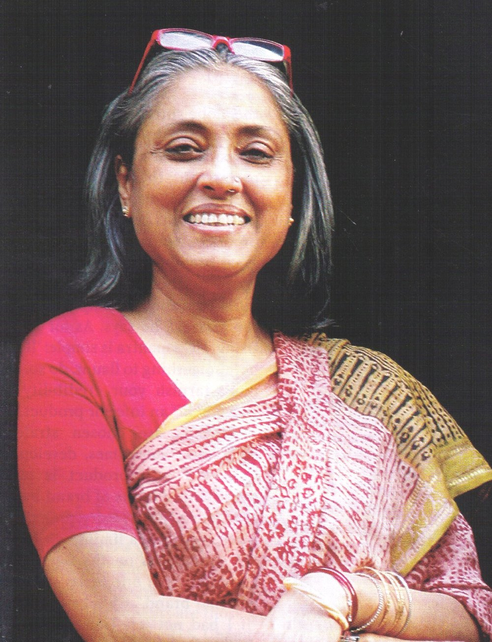 Roopa Mehta of Sasha, India