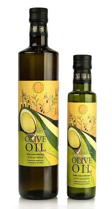 Olive Oil from Sindyanna