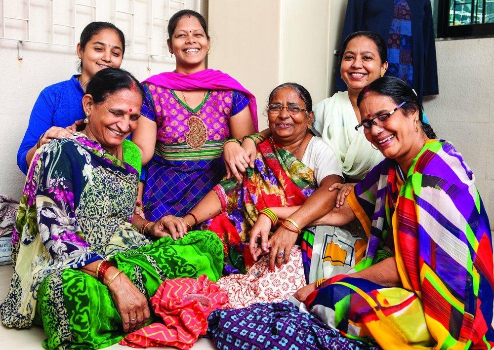 Photo source: Marketplace: Handwork of India, a Serrv fair trade partner.