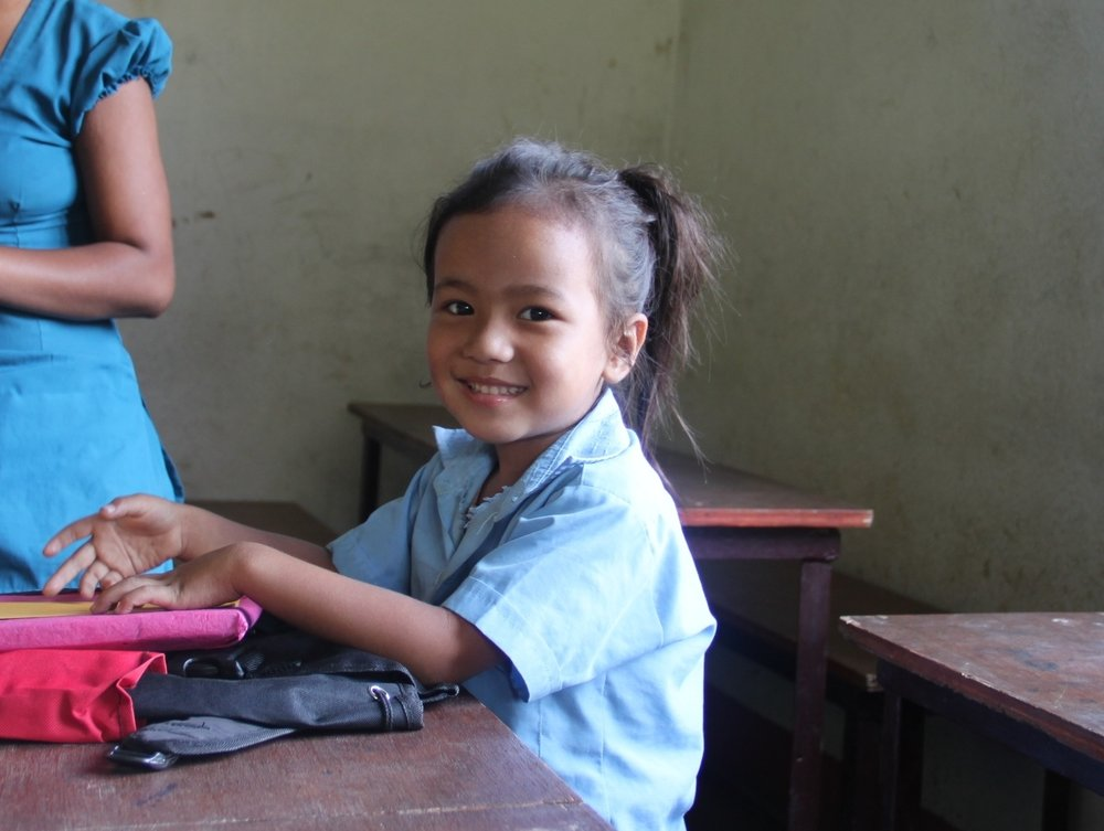 In Nepal: Scholarships provide girls--and their communities--opportunities for a brighter future.