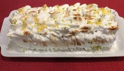 Baked Alaska NEW