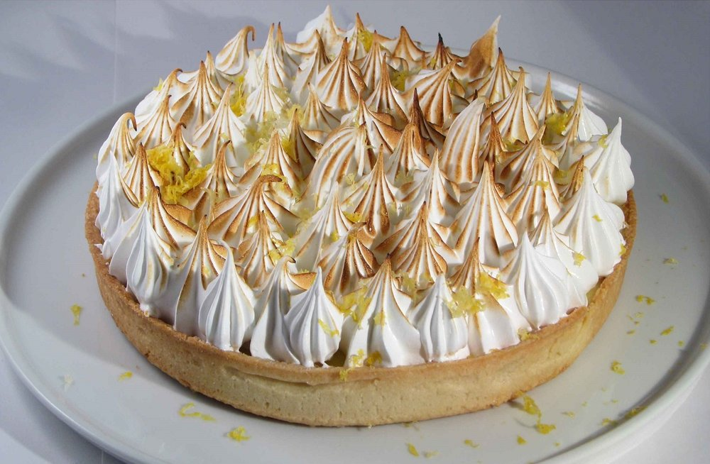 Lemon Meringue Pie NEW