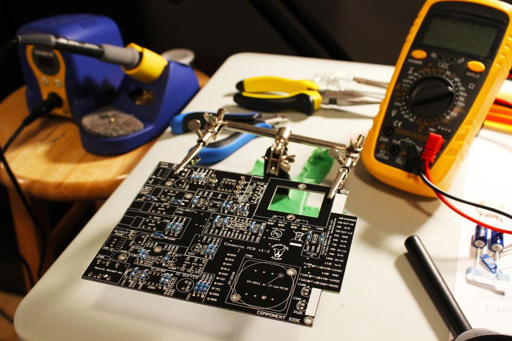 Resistors done