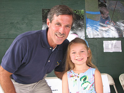 Bella & former Lt. Gov - now US Representative John Carney