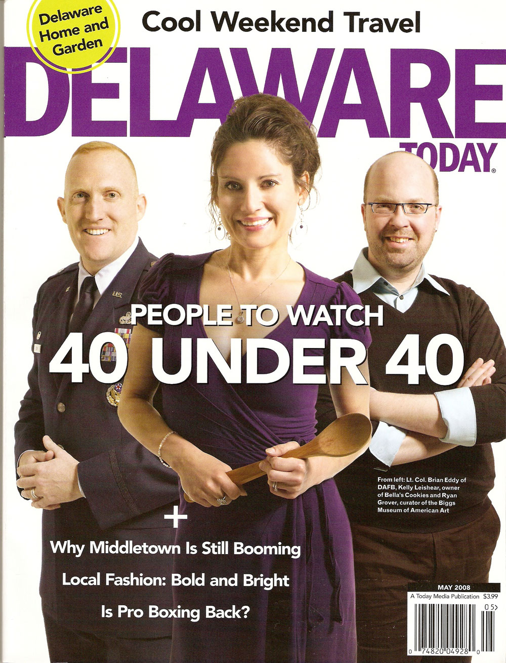 Delaware Today Magazine - 40 under 40