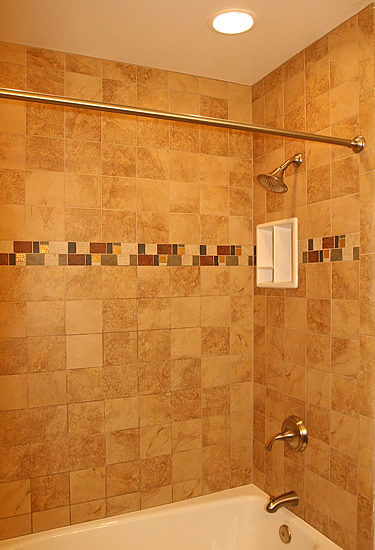 Falmouth MA Shower Remodeling from @designREMODEL