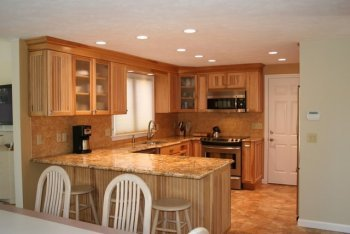 West Falmouth MA Custom Kitchen Remodeling