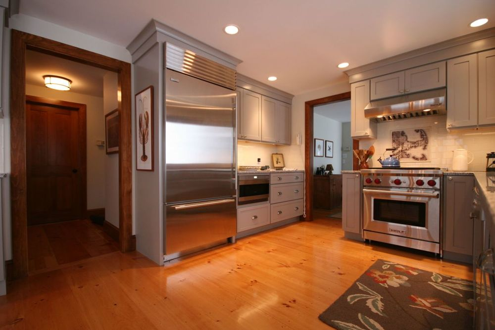 Falmouth Kitchen Remodeling Part 67