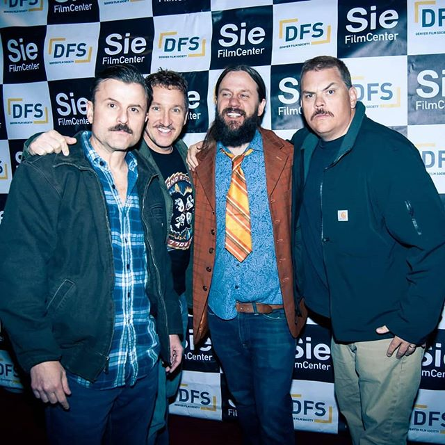 I had a blast at the Denver premier of Super Troopers 2. I thought it was really funny. It opens today. Go see it! 17 year old me thinks this is the coolest photo I've ever been in. #supertroopers #denvercomedy #420
