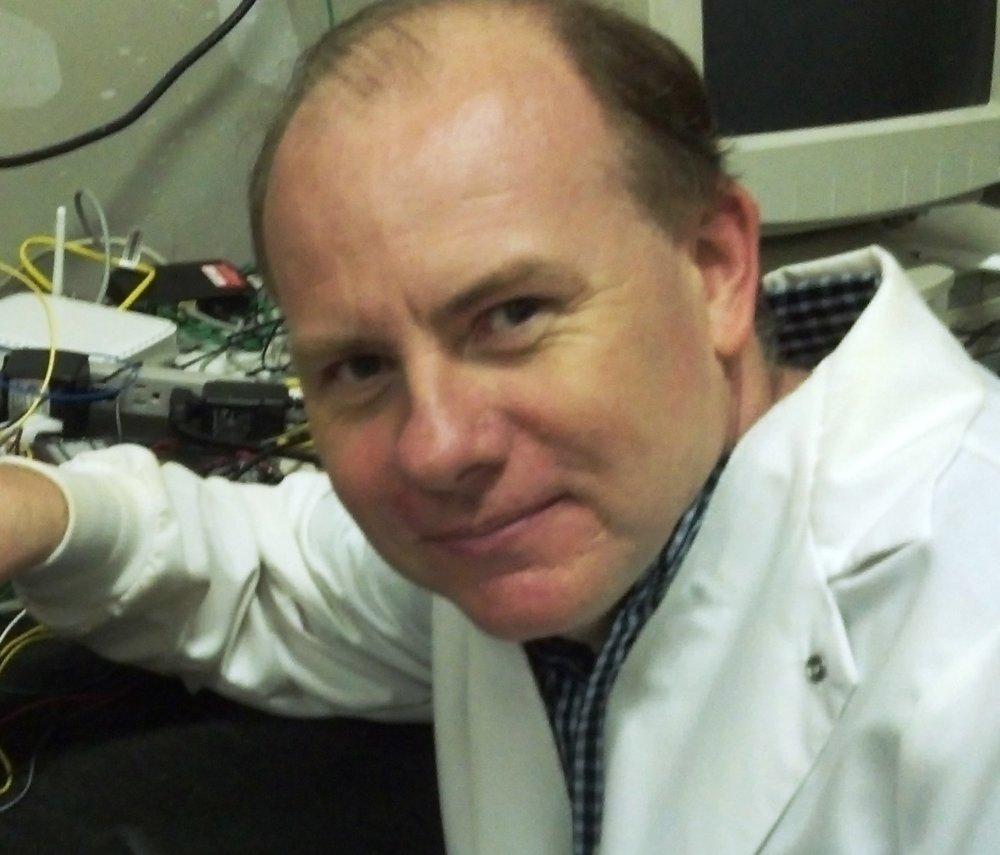 Don Platt, PhD, Chief Tech Officer