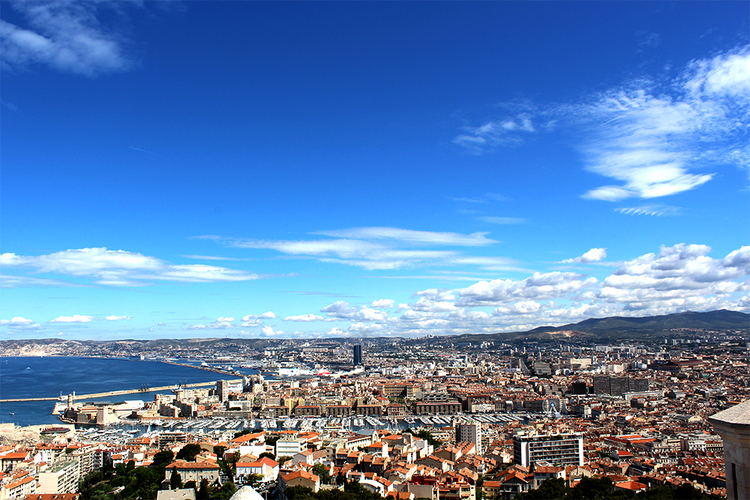 Marseille (A K A  The City Completely Covered in Graffiti) — Carry