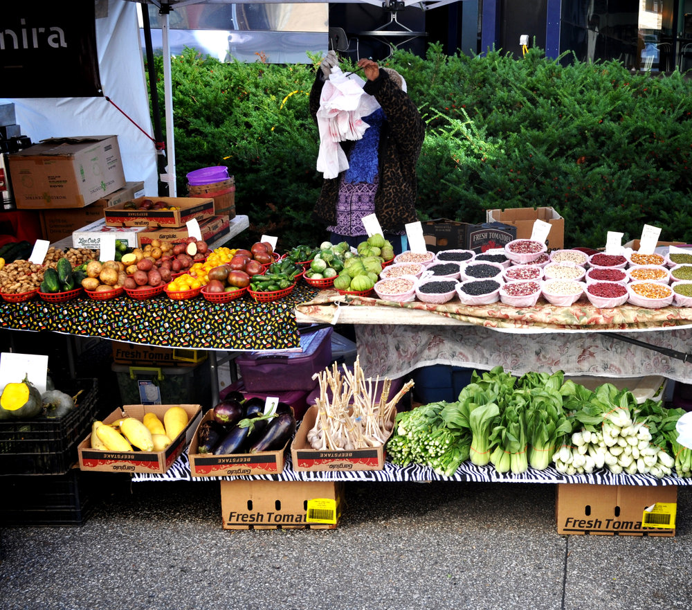 Taking advantage of its Midwestern locale, Minneapolis has some of the busiest neighborhood farmers markets offering fresh produce, out-of-the-oven baked goods, and even the occasional cooking demo.