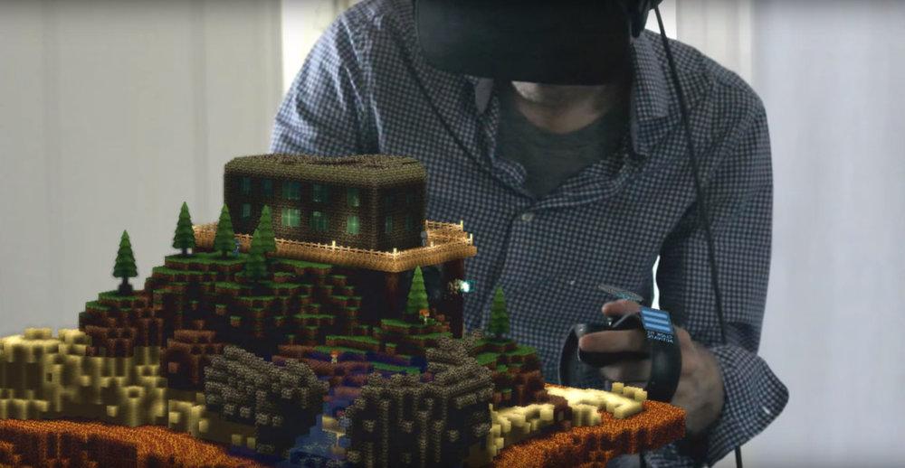 Making a Multiplayer Voxel Island Game - Nov 2015