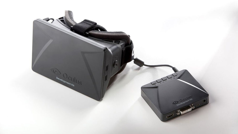 For Oculus DK1 - Launched before Oculus Share, VRIO helped distribute the earliest VR apps for the Oculus RIft DK1.