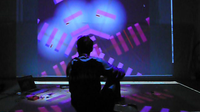 Building a Collaborative Projection-Mapped Musical Instrument - April 2014