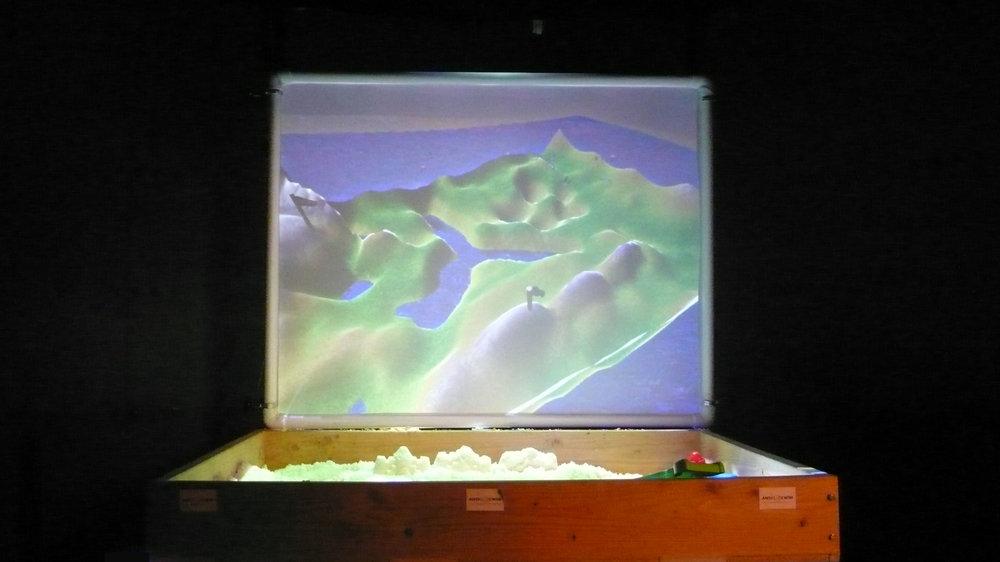 Building an Interactive Sandbox  - Oct 2013