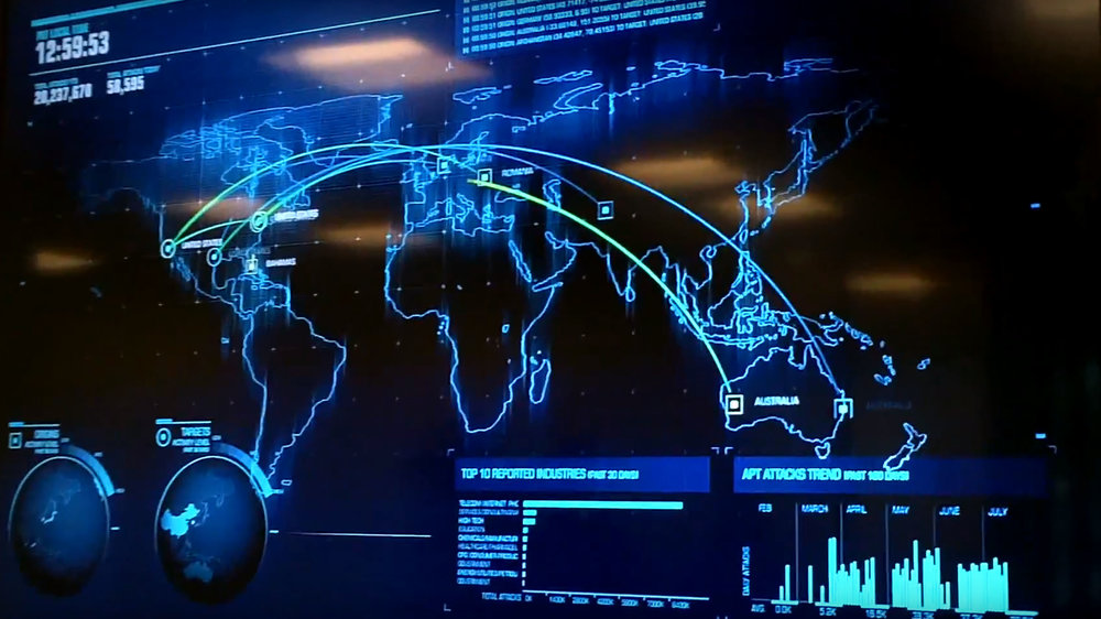 Developing a Live Cyber Attack Visualizer -